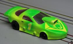 Viper Drag Racing HO Slot Cars
