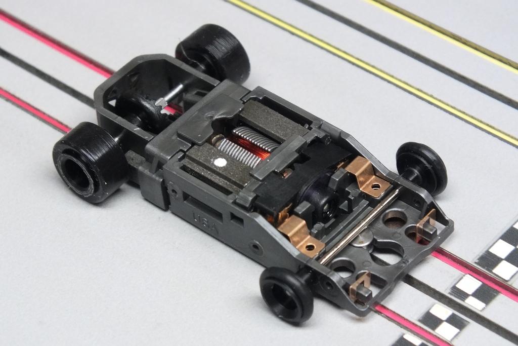 Viper Scale Racing V1 Bracket Buster Drag 6 Ohm Pro 4 Rtr Ho Slot Car